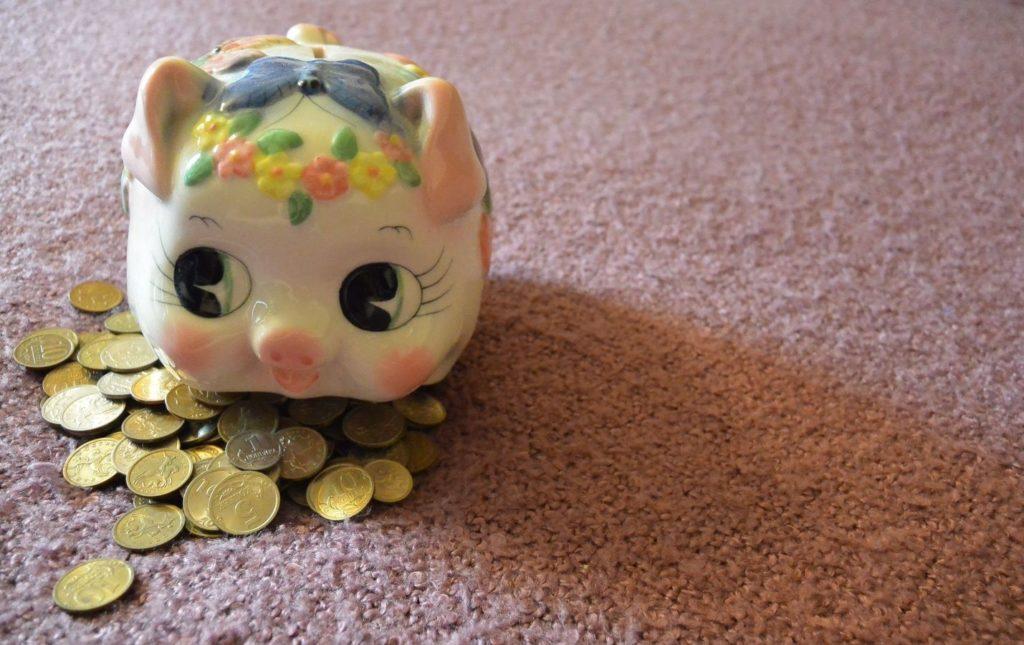 Ahorrar dinero de tu saliario