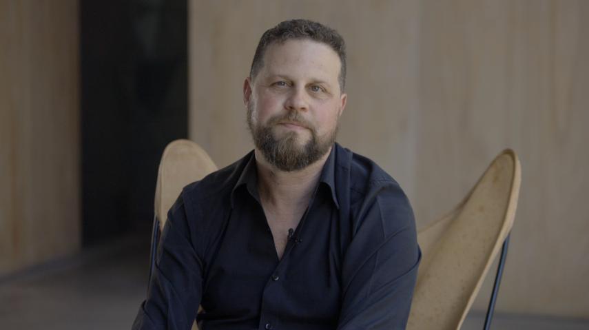 """Demian Sterman: """"Es importante preguntarte cuál es tu propósito dentro del trabajo"""""""