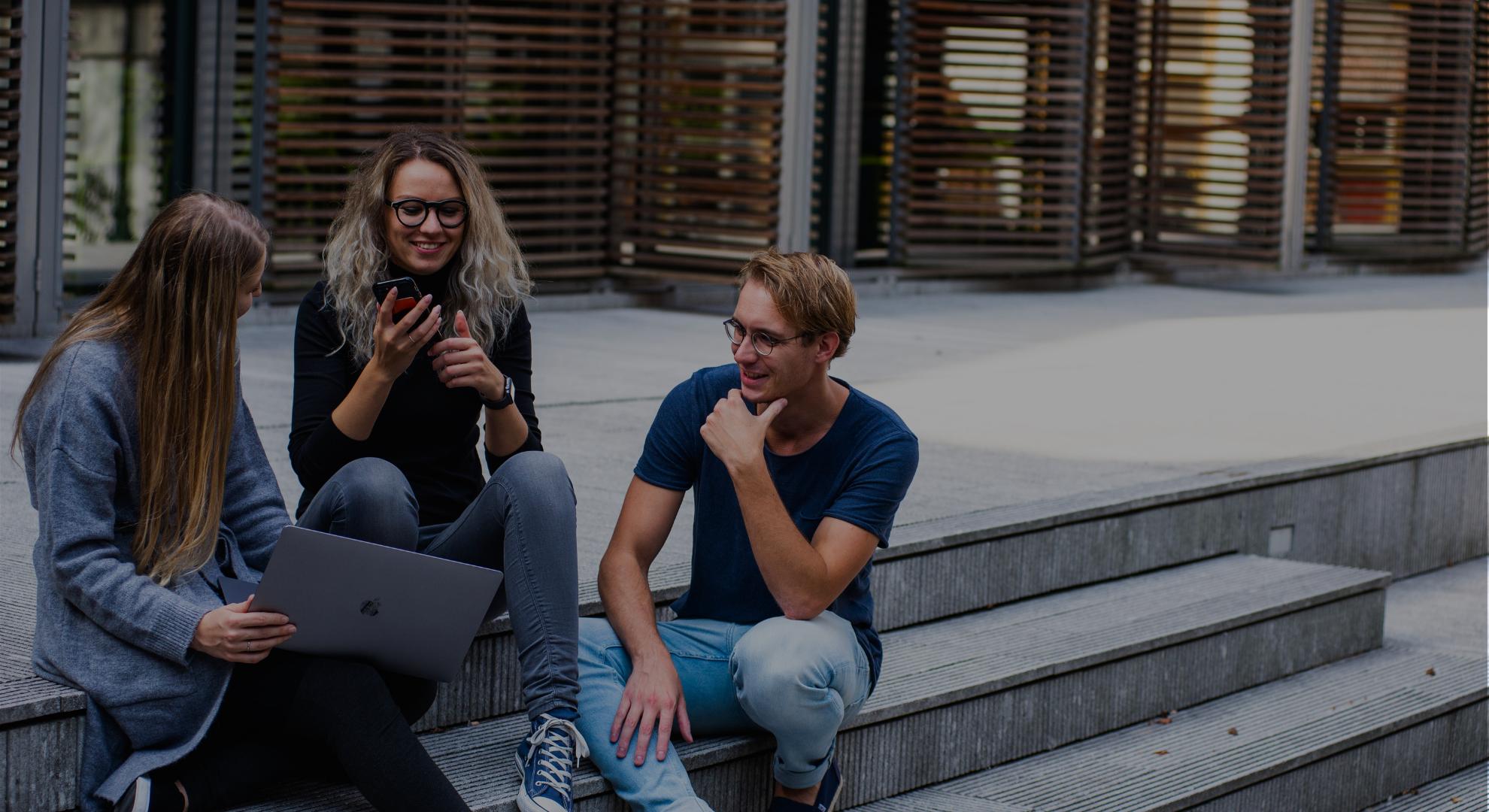 ¿Qué trabajos buscan los estudiantes?