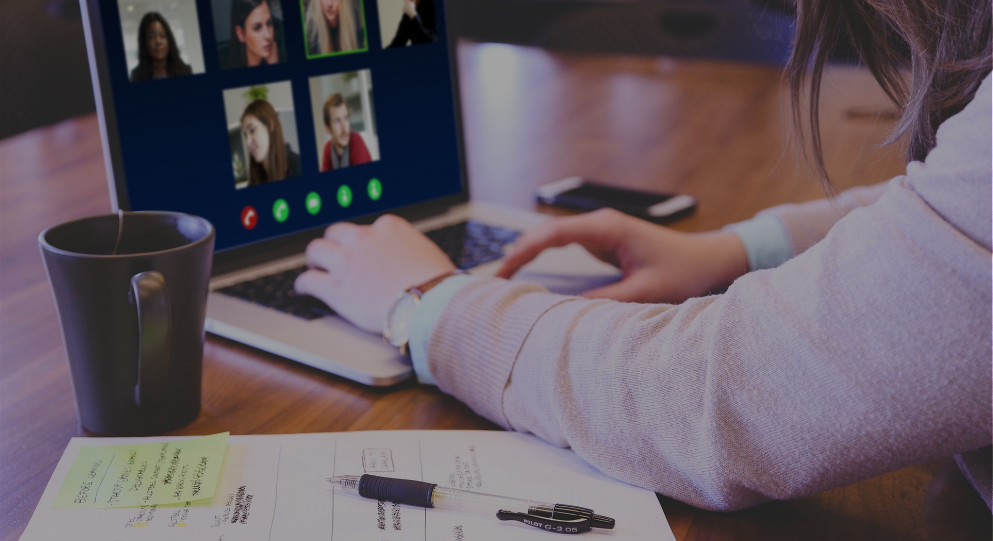 ¿Cómo potenciar tus reuniones de trabajo virtuales?